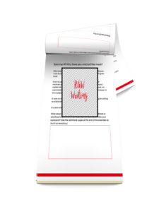raw writing course