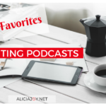 FRIDAY FAVORITES: PODCASTS FOR WRITERS