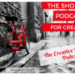 THE SHORTEST PODCAST FOR CREATIVES (THE CREATIVE PROMPT)