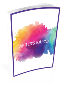 image of the writer's journal
